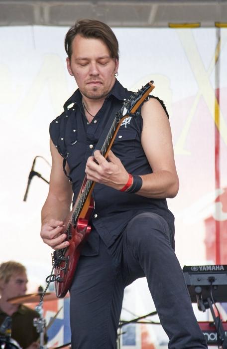 Aleksey Tsybulnikov.
